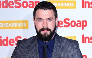 Impact of suicide storyline was humbling, says Corrie's Shayne Ward
