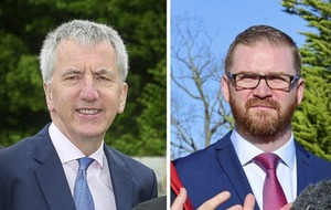 Sinn Féin's Máirtín Ó Muilleoir says DUP's Simon Hamilton 'hindered' finding a solution to the RHI debacle