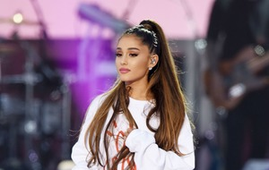 Ariana Grande posts intimate tribute to late ex-boyfriend Mac Miller