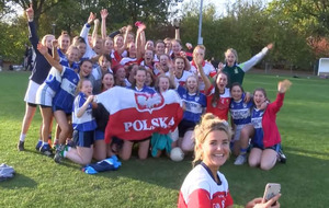 Video: Warsaw GAA end Belgium's 10-year reign as European champions