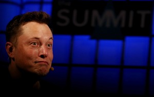 Elon Musk was briefly locked out of his Twitter account