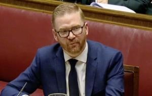 Simon Hamilton 'not proud' after conspiring with spad to leak emails and take heat off DUP