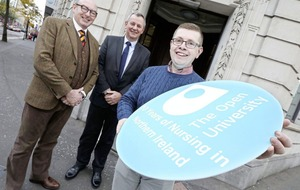 The Open University celebrates 10 years of nursing impact in Northern Ireland