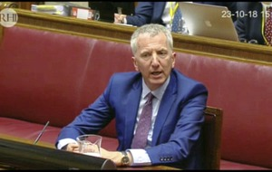 Ó Muilleoir consulted with senior republicans due to `imploding' peace process