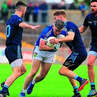 Eoghan Hampsey: Coalisland are a never-say-die team