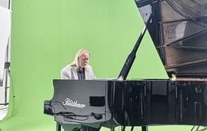 Rick Wakeman on his new album Piano Odyssey, working with Bowie and bears