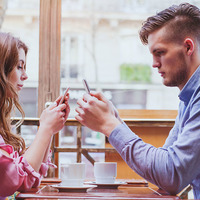 Stop checking your phone on dates or else you won't get a second one is the message from single people in Northern Ireland
