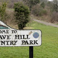 Warning after wire trap found at cycling trail at north Belfast country park