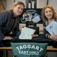 Taggart scripts donated to university archive