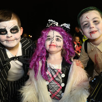 Ghouls and a Gruffalo - there's something spooky in west Belfast courtesy of Colin Neighbourhood Partnership