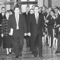 Nobel peace prize placed John Hume in elite company
