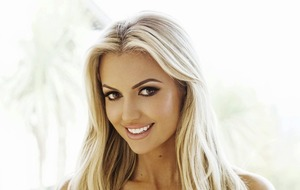 Chris de Burgh's daughter Rosanna Davison on how eating healthy helps brings success