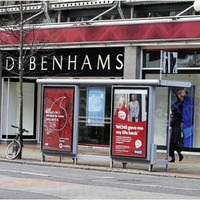 Debenhams staff in limbo after chain announces store closures