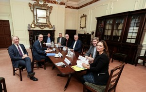 "Church leaders tell Tánaiste Simon Coveney of ""willingness and desire to assist"" on devolution"