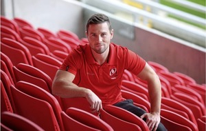 Ulster rugby's John Cooney out of Dragons clash