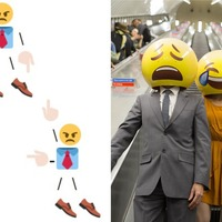 11 exemplary memes made using nothing but emojis and punctuation