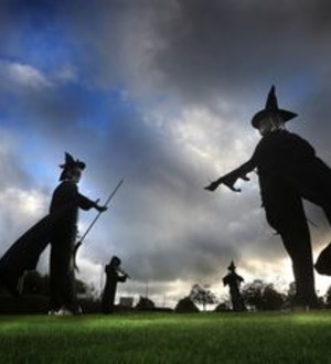 Christianity, Paganism and good craic all combine for Halloween