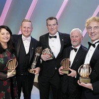 Hospitality veteran Wolsey is top of the Bill at Entrepreneur of the Year Awards
