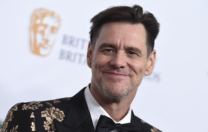 Jim Carrey takes aim at Donald Trump in extraordinary awards show speech