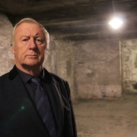 Chris Tarrant enters Auschwitz gas chamber in 'most harrowing work' of his career