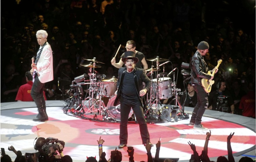 U2 in Belfast: It's a comfort that some things never change