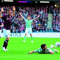 PICTURE GALLERY: Treble treble still on for Celtic after cruising past Hearts