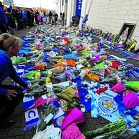 PICTURE GALLERY: Sven-Goran Eriksson hails Leicester owner Srivaddhanaprabha after tragic helicopter crash