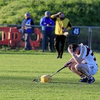 Tired Slaughtneil reach 'end of the line' as Ballycran progress to Ulster hurling final