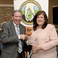 Rosheen Mackle breaks new ground in Road Bowls Hall of Fame