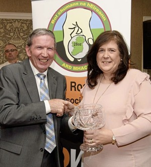 Rosheen Mackle breaks new ground in Road Bowls Hall of Fame
