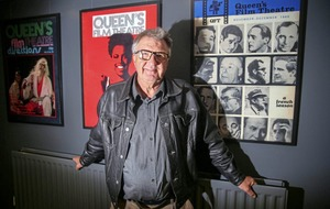 I'm proud I flew the flag for cinema in Belfast says former QFT boss Mike Open