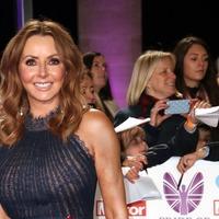Carol Vorderman brings the glamour at Pride of Britain Awards