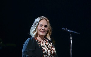Rolling in it…. Adele at the top of young, rich list