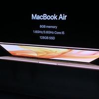 Apple announces redesigned MacBook Air