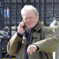 Coronation Street star Charles Lawson had mini-stroke in the middle of a show
