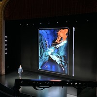 Apple unveils new iPad Pro with Face ID and all-screen front panel