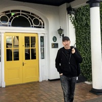U2 guitarist The Edge visits Glens of Antrim