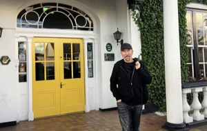U2 guitarist The Edge visits Glens of Antrim