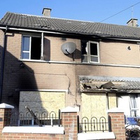 Appeal for calm following west Belfast arson attack