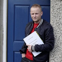 Jamie Bryson to represent himself in court challenge against PSNI