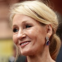 Bake Off winner thrilled to be backed by JK Rowling