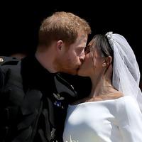 Harry and Meghan's wedding the toast of Tatler