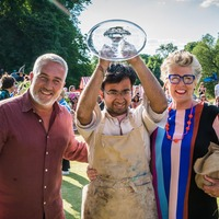 Ex-Great British Bake Off winner John Whaite defends Rahul victory