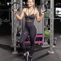 Biggest body improvements come when you're happy says fitness blogger Tiffany Brien