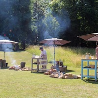 Bake Off's Ruby reveals crew's crafty trick over campfire task