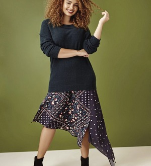 Fashion: 'Midaxi' skirts are big news for autumn – here's how to style this tricky trend