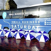 Small Business Saturday campaign bus to roll into Belfast