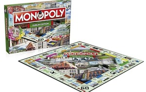 Monopoly Dublin edition launched