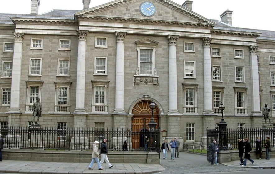 Trinity College Dublin sees 20% drop in applications from northern