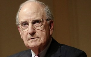 George Mitchell says Brexit could heighten 'risk of violence' in north